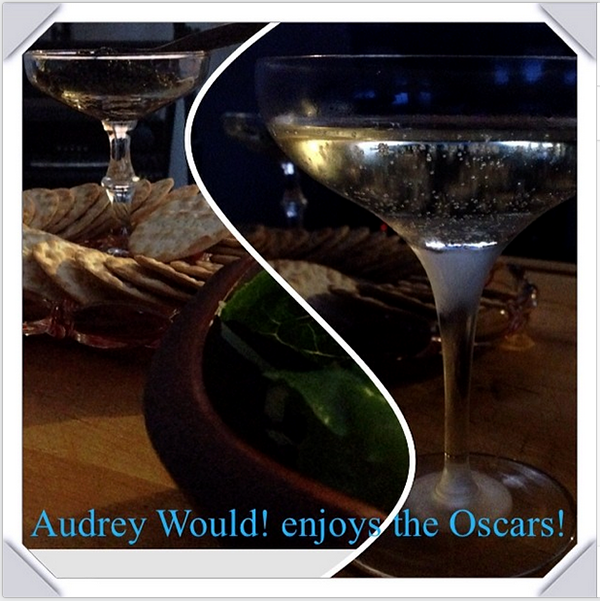 Audrey Would! - Vintage Pieces - 86th Oscars