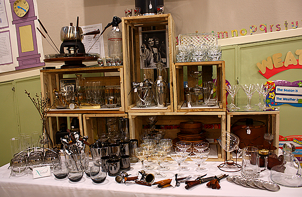 Display Set-Up - VintAGEous Fair