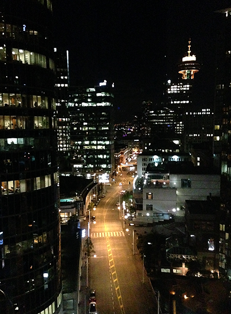 Vancouver at night (3)