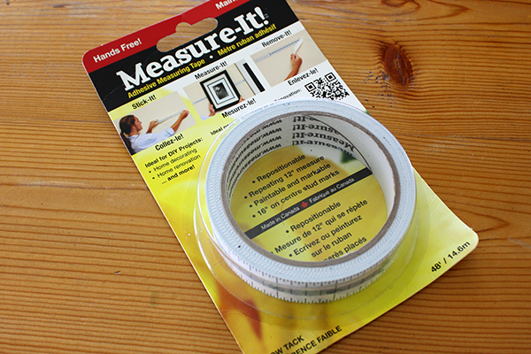 DIY Measuring Tape