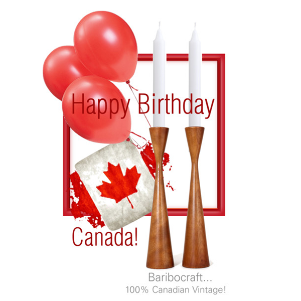 Happy Birthday Canada 600