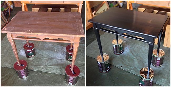 Side Table B&A