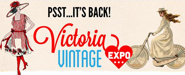 Victoria Vintage Expo 2014