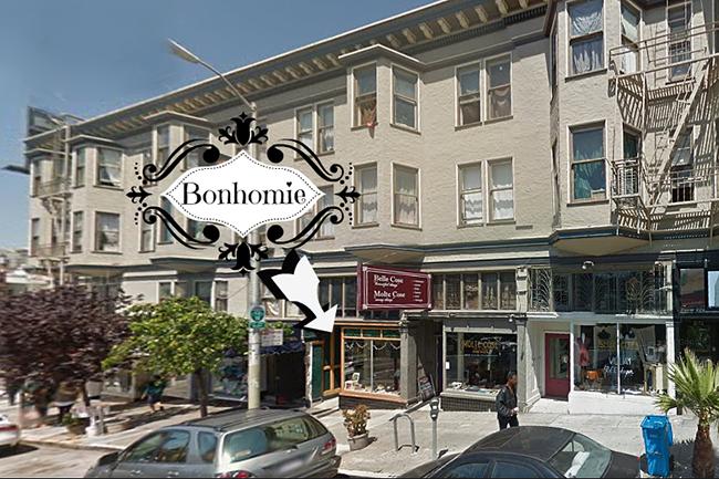 Bonhomie Vintage Boutique (2)
