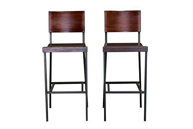 Chairish Bar Stools