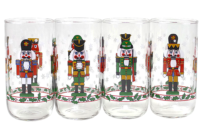 BAR-1085-SZ Libbey Nutcracker Bar Glasses (x4) (1)