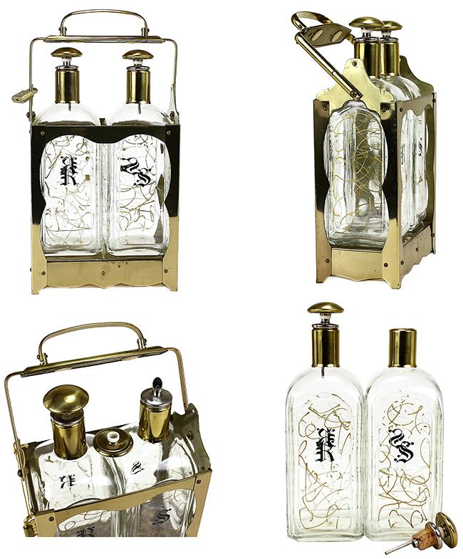 Vintage Tantalus Sets Keep Your Spirits Under Lock Amp Key