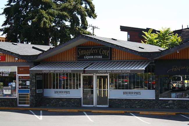Smuggler's Cove Liquor Store
