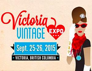 Victoria Vintage Expo 2015