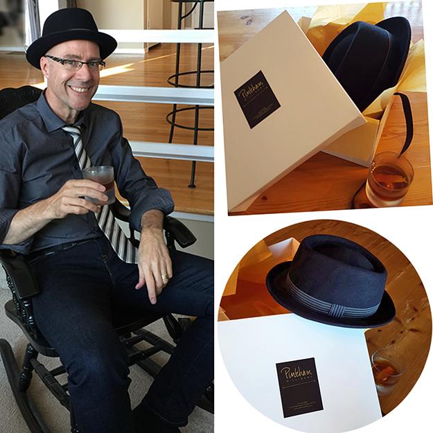 Pinkham Millinery Hat - Clemens Rettich