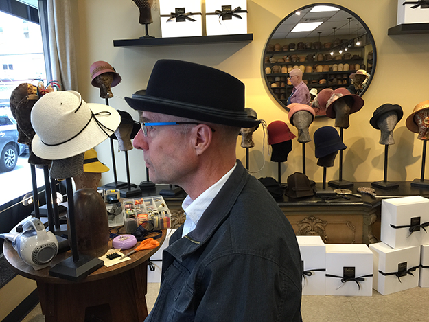 Porkpie Hat Fitting (5)