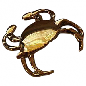 Brass Crab Bottle Opener - Chairish